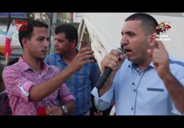 الكعبي معركة الحرية مستمرة وستنتصر رغم انف إدارة مصلحة السجون الصهيونية