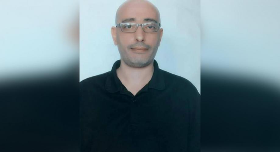 الأسير القائد وائل الجاغوب